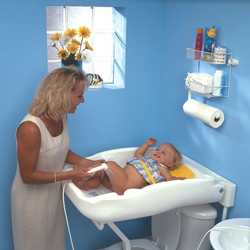 Changing Table Bath